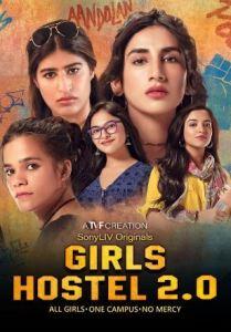 Girls Hostel 2.0 (2021) Season 2 Complete
