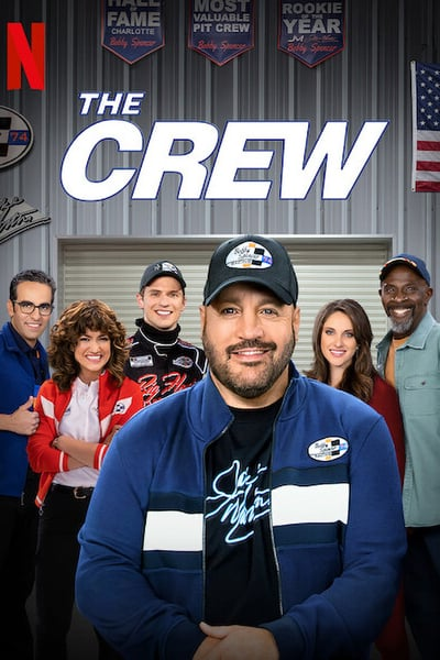 The Crew (2021) Season 1 Complete