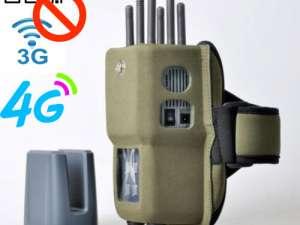 Cell phone jammer keeps meetings running