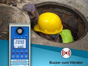 Portable Gas Detectors For Sewer Manholes Scavengers