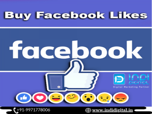 How to buy facebook likes in India