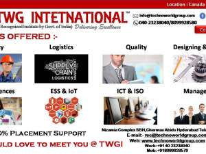 Logistics Management Courses, SCM Training, EXIM Training, Logistics Training, Import Export Management